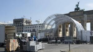 Volkswagen sponsert den Kirchentag