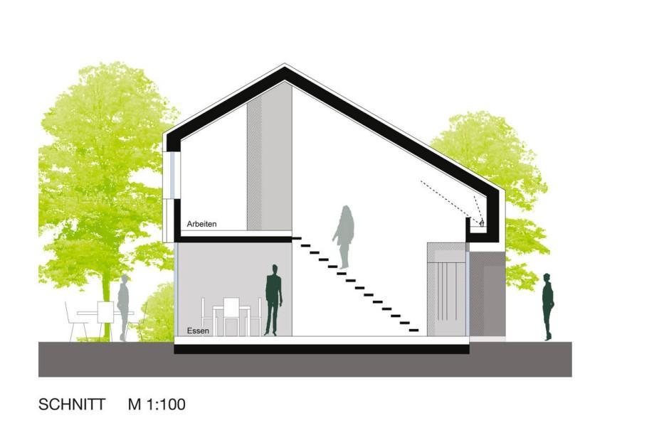 bilderstrecke zu neubau auf dem land bild 8 von 8 faz. Black Bedroom Furniture Sets. Home Design Ideas