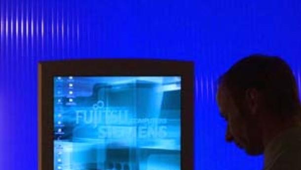 Fujitsu revidiert nach unten
