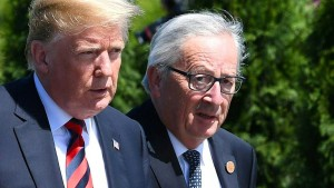 EU schlägt Trump Reform der WTO vor