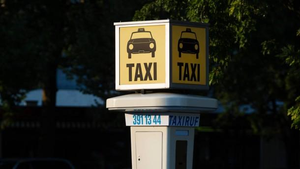 Angriff auf das Taxi-Kartell