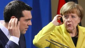 Merkel und der griechische Robin Hood