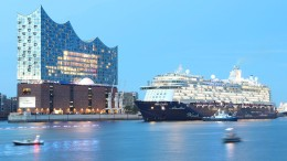 TUI macht Dampf mit seinen Kreuzfahrtschiffen