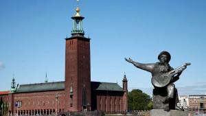 Schwedische Corona-Rezession milder als in Eurozone