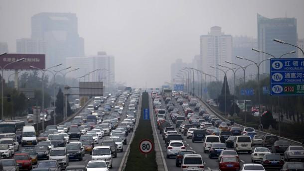 China will vom Klima nichts wissen