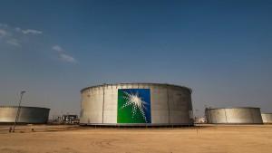 Gewinn von Saudi Aramco fällt um 25 Prozent