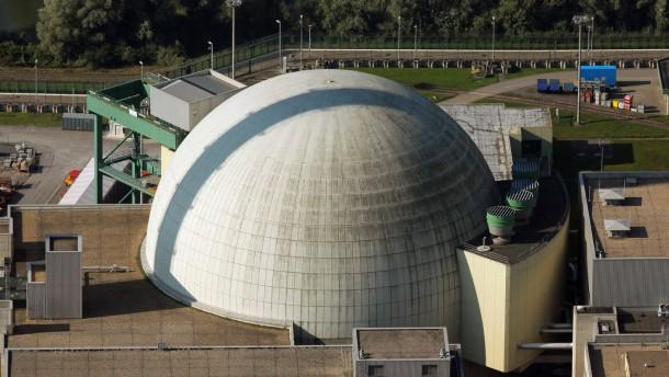 Mitarbeiter täuscht Kontrollen in Kernkraftwerk nur vor