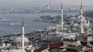 Trotz Terrors auch in Istanbul wächst die türkische Wirtschaft offenbar ordentlich.