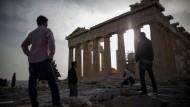 EZB ermahnt Griechenland zu Vertragstreue