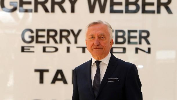 Gründer der Modekette Gerry Weber gestorben