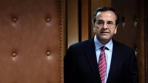 Athen braucht noch mehr Geld zur Abwendung eines Staatsbankrotts