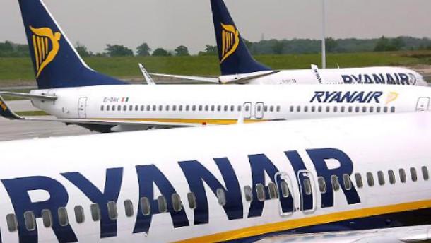 Ryanair bezichtigt Konkurrenten der Preisabsprache