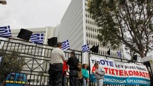 Athen will OTE-Anteile an Telekom verkaufen