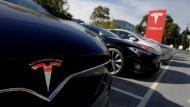 Tesla first!