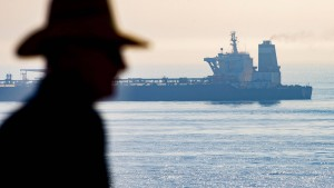 Die große Iran-Öl-Schmuggelei
