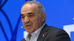 """Kasparow: """"Wir werden nicht überflüssig"""""""