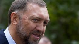 Russischer Oligarch tritt zurück