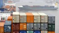 Deutscher Export bricht ein