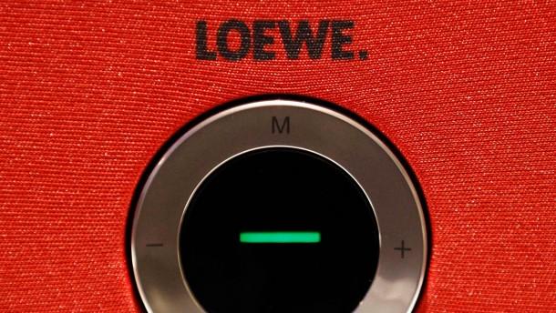 Loewe meldet Insolvenz an