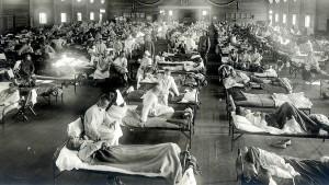 """""""Die Spanische Grippe hatte nochmal ganz andere Auswirkungen"""""""