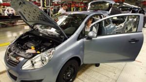 Opel in Not - Rettungspaket für Autoindustrie?