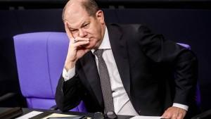 Union lehnt Scholz' Grundsteuer-Plan ab
