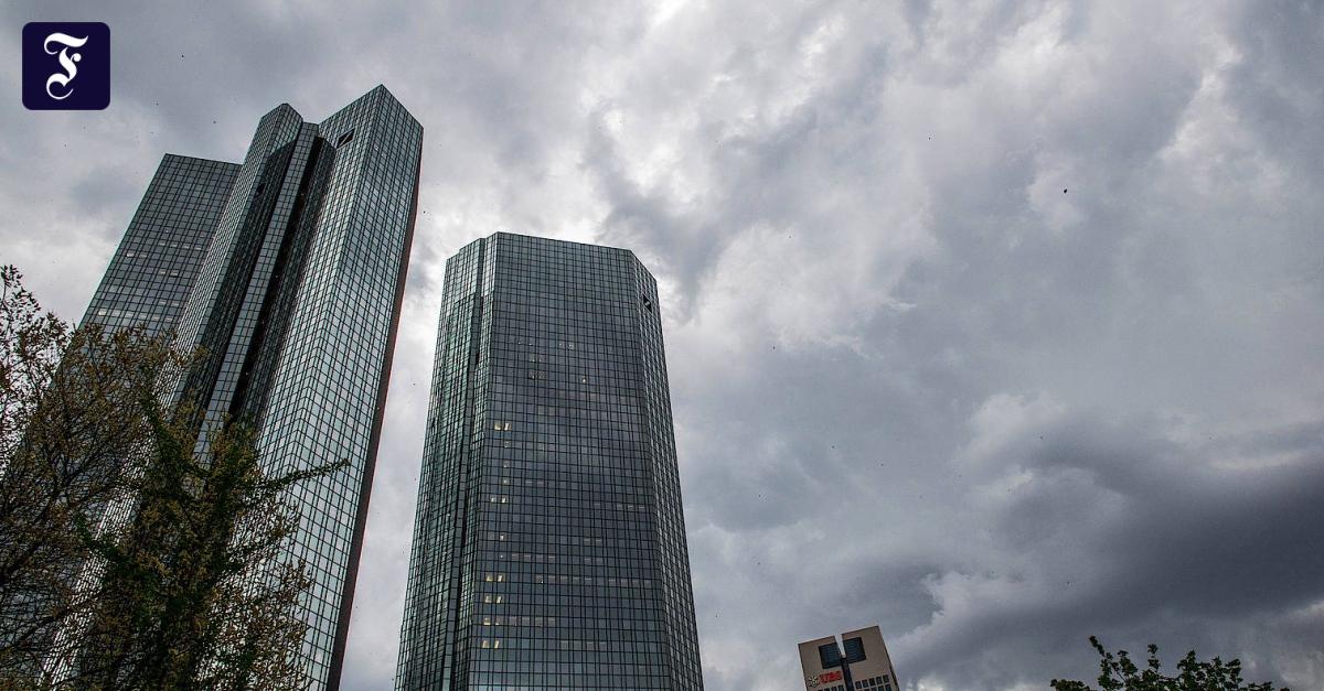 Buchungszeiten Deutsche Bank 2020