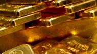 Dieses Recycling hat sich gelohnt: Eine Tonne Gold holte Apple aus ausgemusterten Geräten.