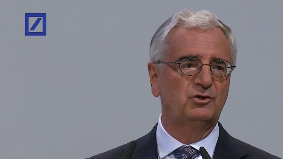 Eintracht Frankfurt und die Deutsche Bank