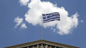 Warten auf Athen