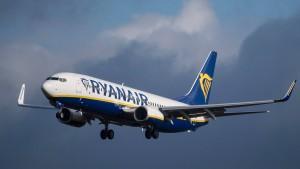 Ryanair im Höhenflug