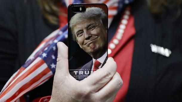 Wie Trump die Geschäfte an seine Söhne übergibt