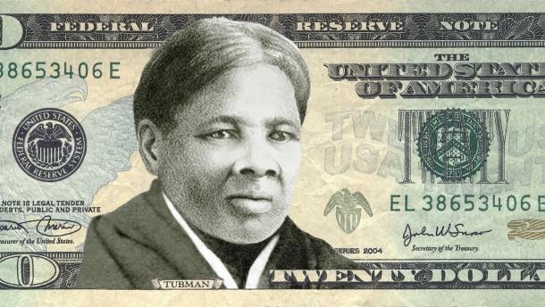 Pläne für neuen 20-Dollar-Schein wiederbelebt