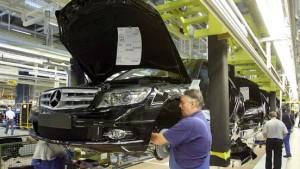 Automarkt in Europa bricht abermals ein