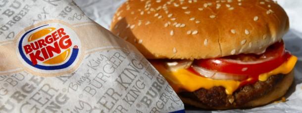 Ausgeburgert? Ein Whopper von Burger King