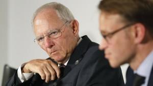 Schäuble mahnt noch ein letztes Mal zu Reformen