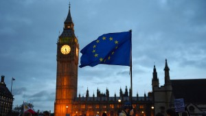 Die britische Wirtschaft setzt auf Europe first