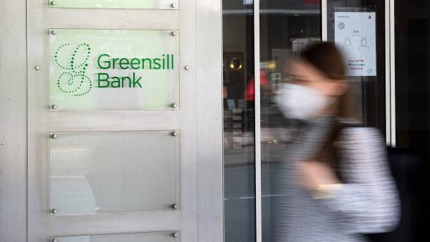 Greensill-Städte ärgern sich über den Bankenverband