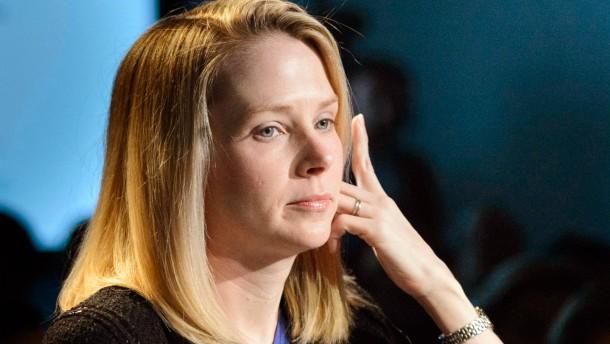 Yahoo legt enttäuschende Quartalszahlen vor