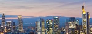 Auch deutsche Banken in Frankfurt wie Deutsche Bank und Commerzbank wurden dem Stresstest unterzogen.