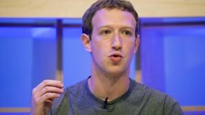 Mark Zuckerberg zementiert seine Macht