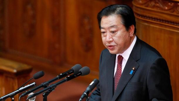 Japans Regierungschef Yoshihiko Noda
