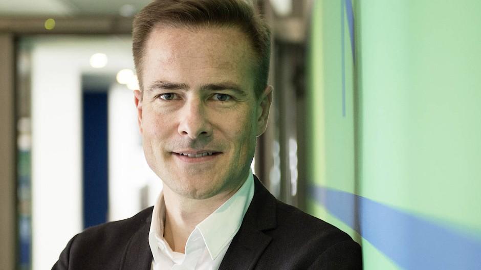 Philipp Justus ist der für Deutschland und Zentraleuropa verantwortliche Manager von Google.