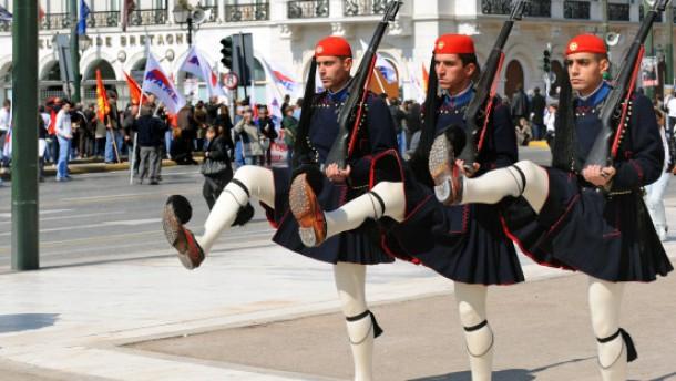 Euro-Länder einig über Zins für Griechenland-Hilfen