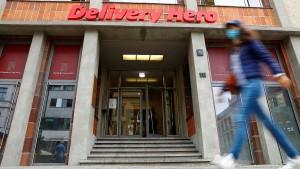 Delivery Hero beschafft sich mehr als 1  Milliarde Euro mit Wandelanleihe