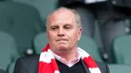 Uli Hoeneß, Fußballpräsident, Wurstfabrikant und Börsenzocker: Muss er bald ins Gefängnis?