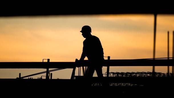 Historischer Kostensprung am Bau