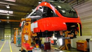 Bombardier will Krach mit der Bahn beilegen