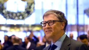Wird Bill Gates zum Trump-Fan?