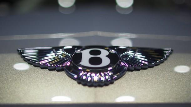 China-Flaute trifft Bentley und Rolls-Royce